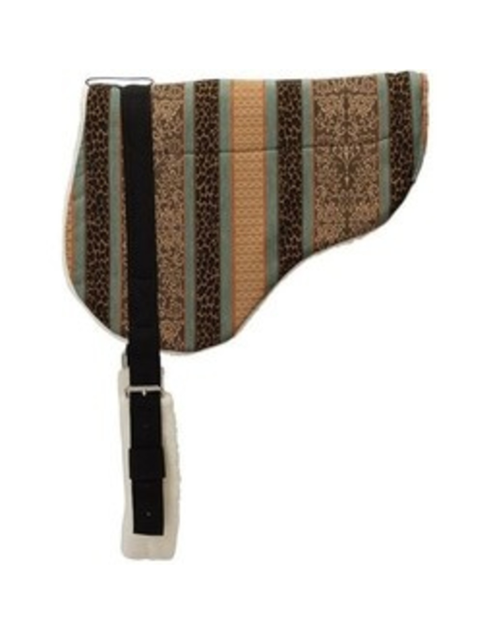Weaver Leather Herculon Anti-Rutschbarebackpad Western