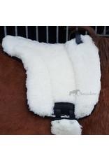 Becidor Woollie barebackpad antislip onderzijde