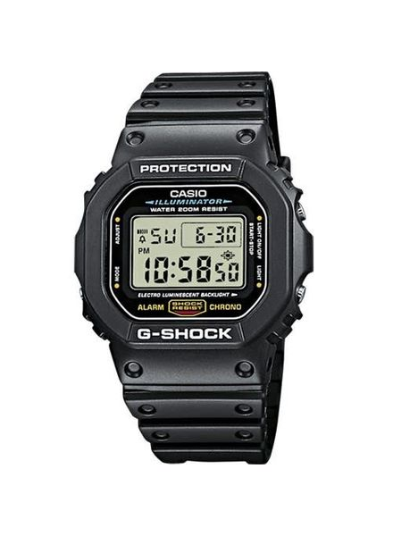 Casio Horloge G-Shock TIMECATCHER DW-5600E-1VER