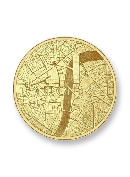 Mi Moneda Munt London Gold