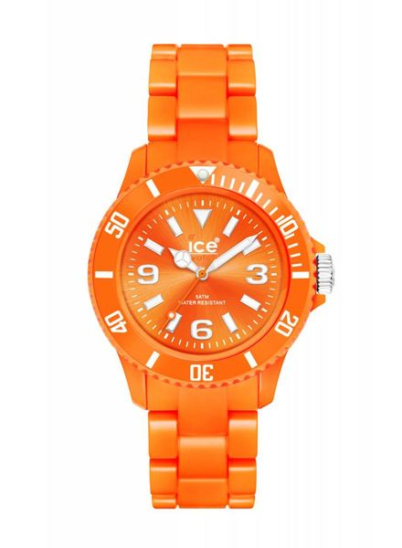 Ice-Watch Horloge Classic Solid Orange Big