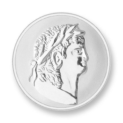 Munt Roman & Scarabee Silver Large