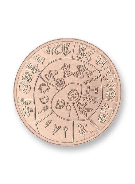 Mi Moneda Munt Phatos & Numbers Rose Small