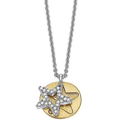Ketting Star Gold