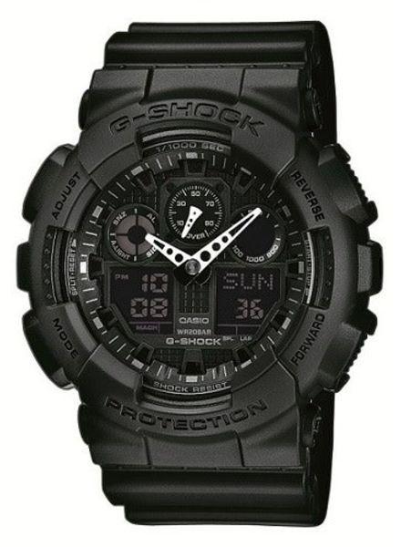Casio Horloge, G-Shock GA-100-1A1ER