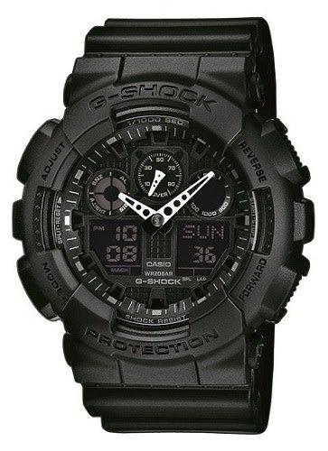 Horloge, G-Shock GA-100-1A1ER