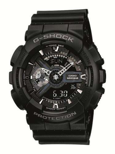 Horloge, G-Shock GA-110-1BER