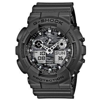 Horloge G-Shock GA-100CF-8AER