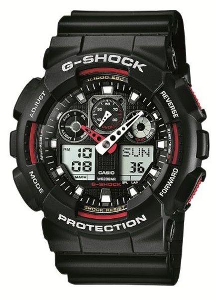 Casio Horloge G-Shock GA-100-1A4ER
