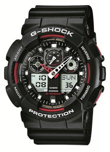 Horloge G-Shock GA-100-1A4ER