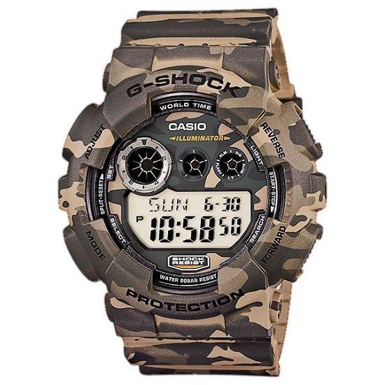 Horloge G-Shock GD-120CM-5ER