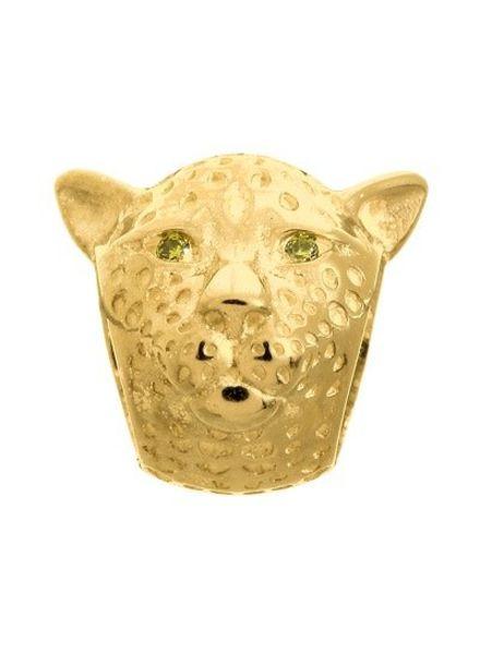 Endless Bedel Leopard Gold Plated