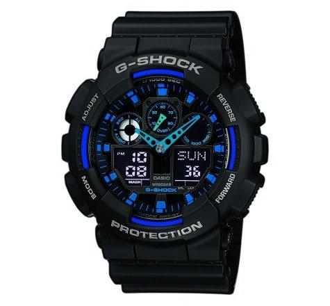 Horloge G-Shock GA-100-1A2ER