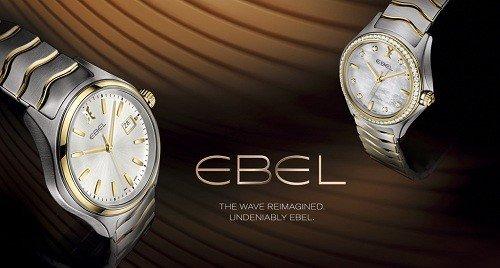 Ebel Ebel dameshorloge Wave - 1216197
