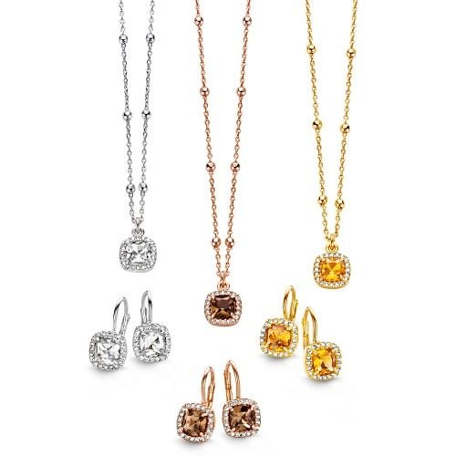 Moments Ketting 61169BY Gold