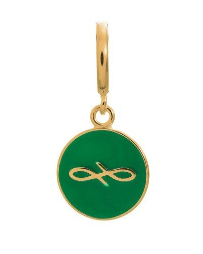 Bedel Green Endless Coin Gold