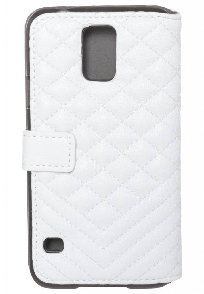 Guess i-Phone hoes Lucie Booktype voor iPhone 6 White