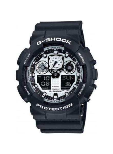 Horloge G-Shock GA-100BW-1AER