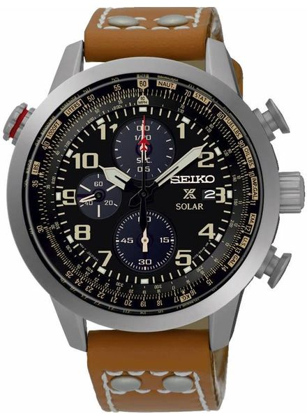 Seiko Horloge Prospex Solar Chrono SSC421P1