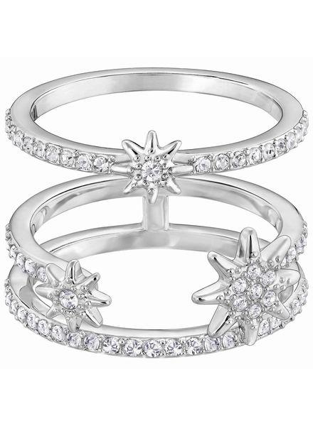 Swarovski Fizzy ring set 5217792 maat 55