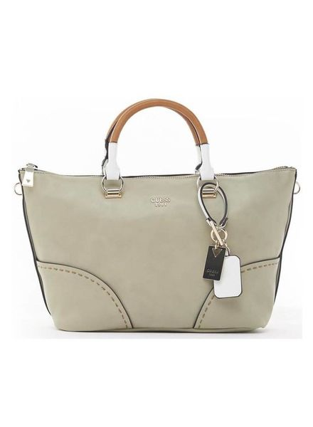 Guess Tas Juliana Satchel Sage Multi