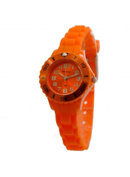 Coolwatch by Prisma Horloge Mice Oranje
