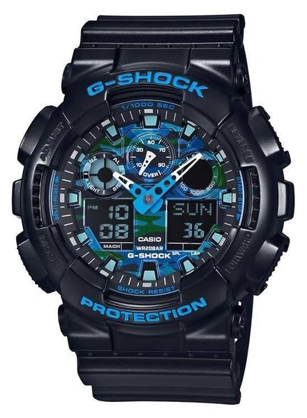 Horloge G-Shock GA-100CB-1AER