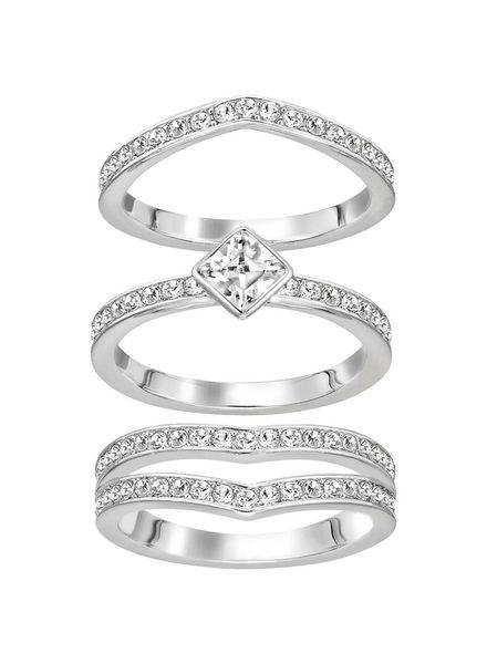 Swarovski Ring Alpha maat 55 5181463