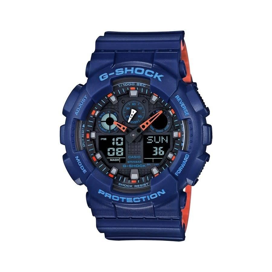 Horloge G-shock GA-100L-2AER
