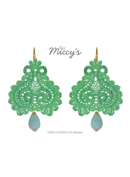 Miccy's Oorhanger Pizzo, green