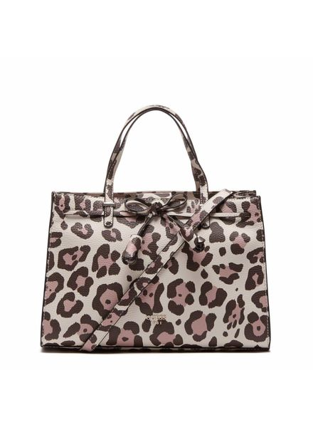 Guess tas Leila girlfriend leopard