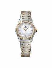 Ebel Ebel horloge Wave Sport Classic 1216390