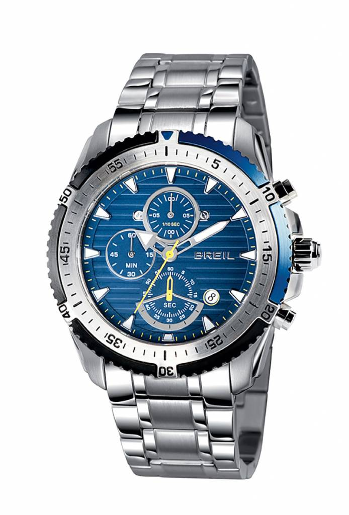 Breil horloge Ground Edge Chrono - TW1429