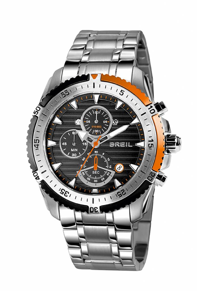 Breil horloge Ground Edge Chrono - TW1431