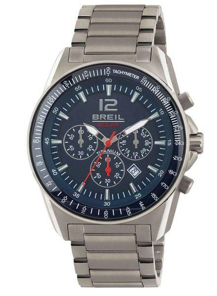 Breil horloge titanium solar - TW1659
