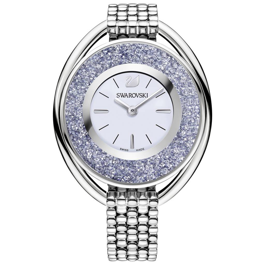 Swarovski horloge Crystalline Oval - 5263904