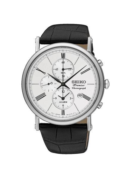 Seiko Seiko Premier chronograaf - SNAF77P1