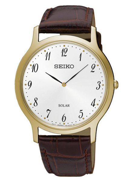 Seiko heren horloge Premier - solar - SUP860P1