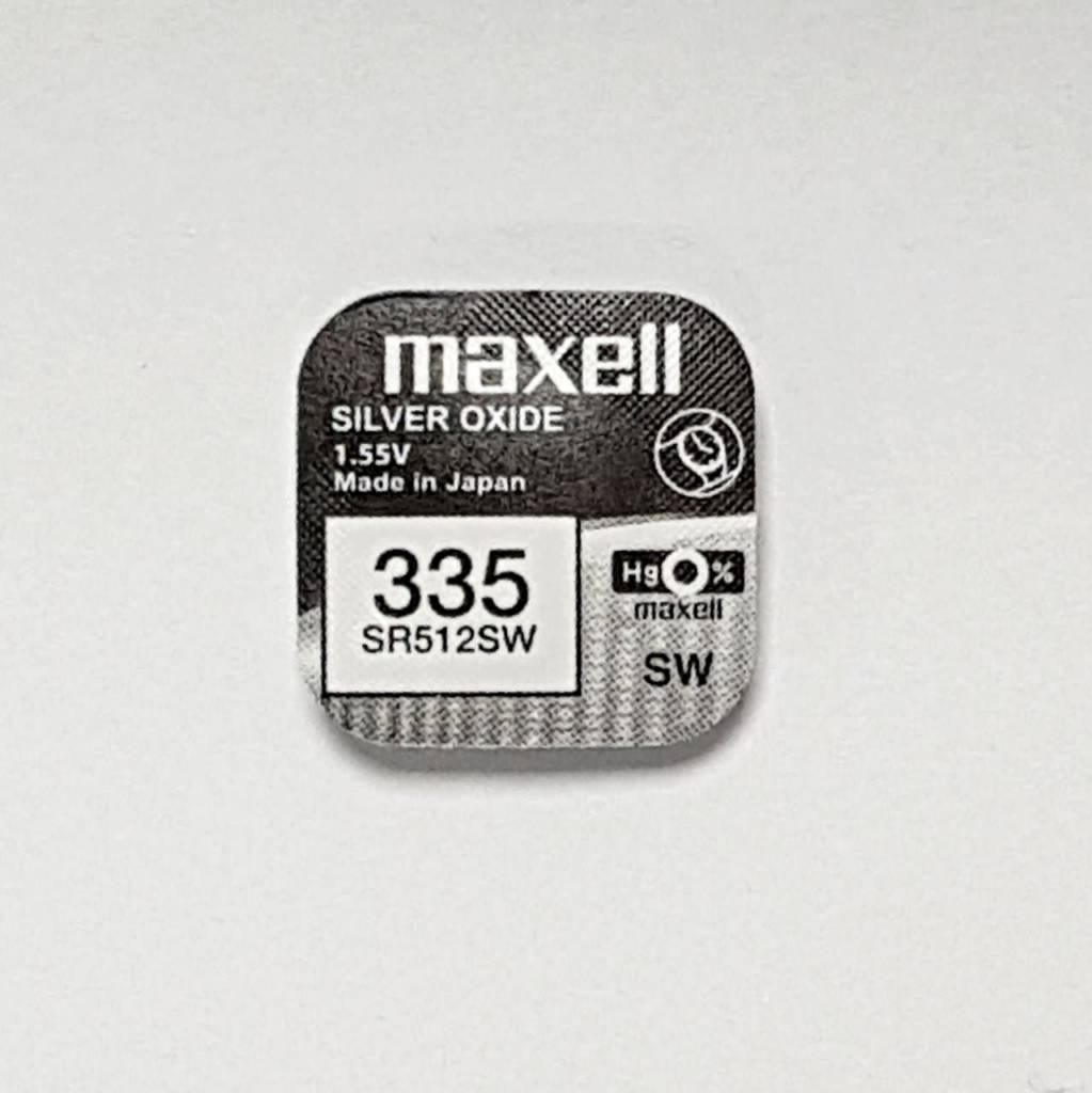 Batterij 335