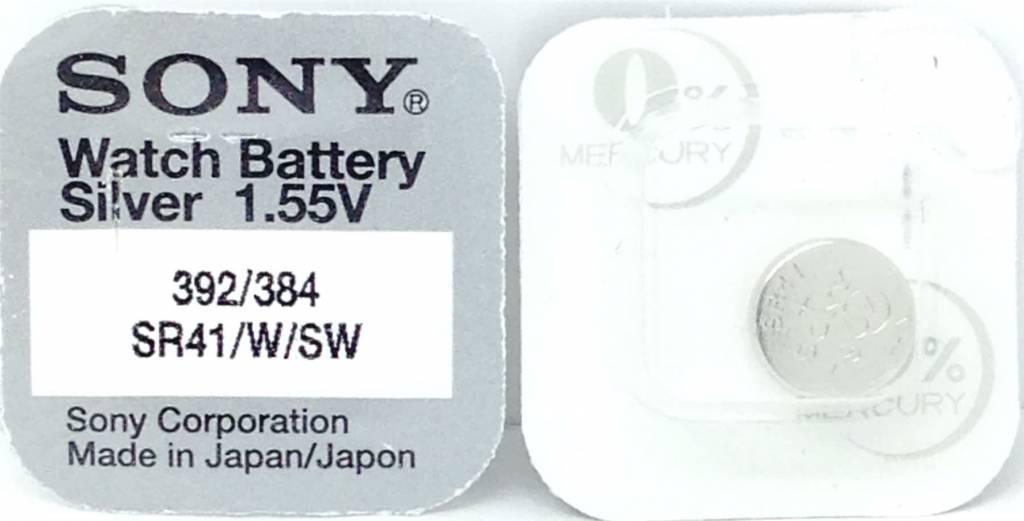 batterij 384 / 392