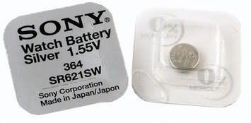 batterij 364