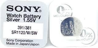 batterij 391