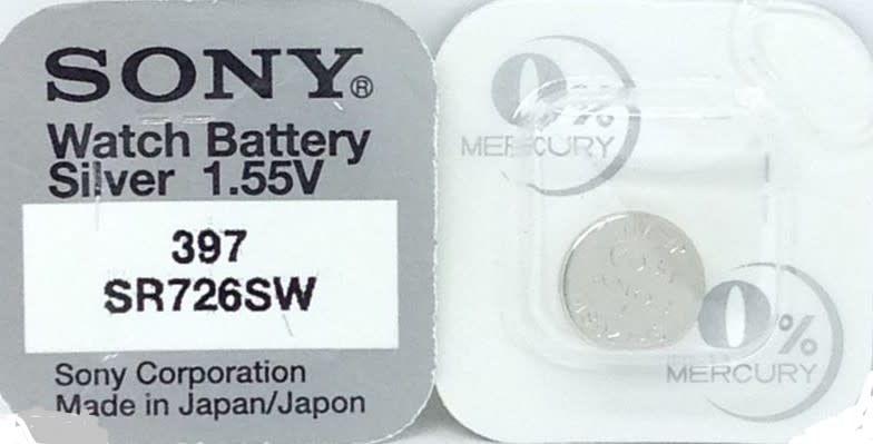 batterij 397