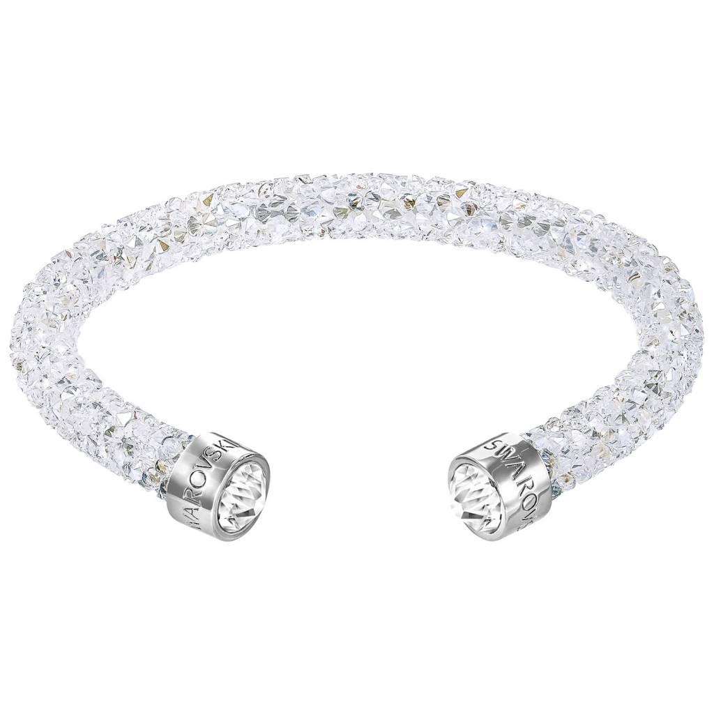 Swarovski 5255899 Crystaldust armband wit