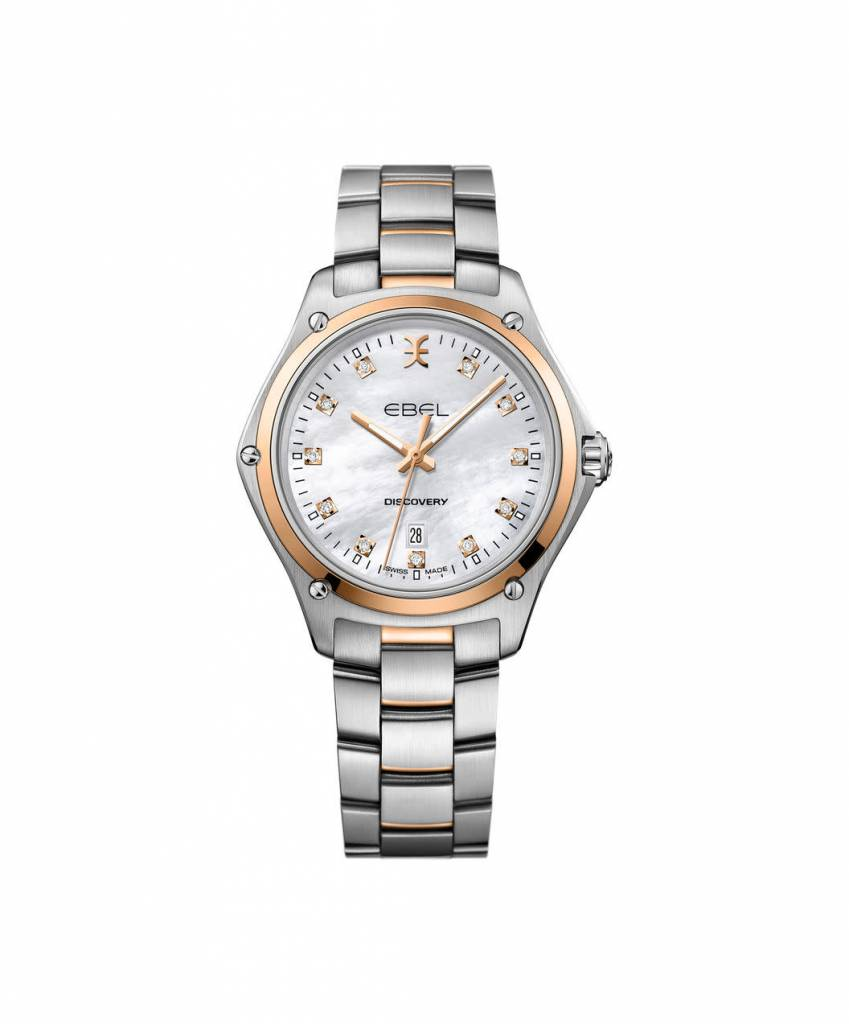 Betere Elegant Ebel dameshorloge met Zwitsers uurwerk. - Roemer juwelier ZU-64