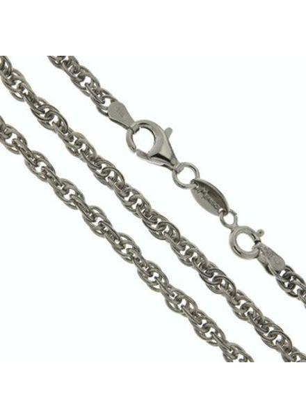 My Imenso 27-0184 Ketting Cord Silver