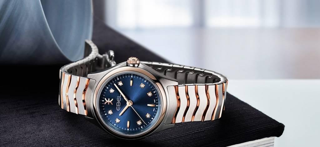 Ebel Horloge Wave 1216379
