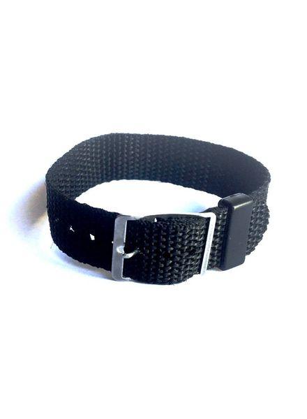 horlogeband perlon 35718