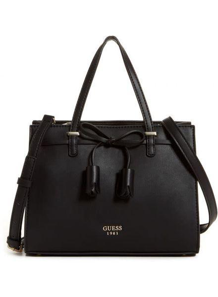 Guess satchel tas Leila small girlfriend HWVG6964050BLA