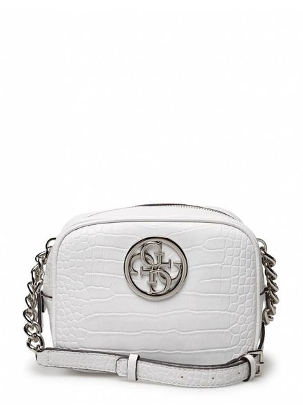 Guess tas crossbody G Lux HWCR6623120WHI